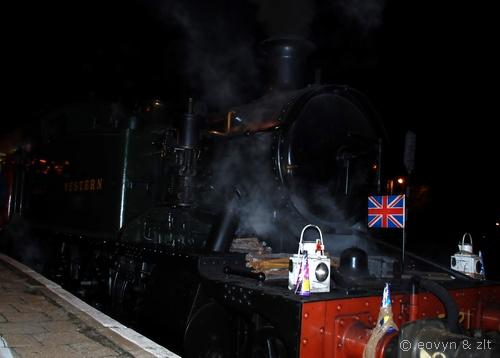 Great Western Railway nr 5521