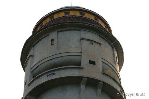Wieża ciśnień w Leśnicy