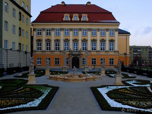 Barokowy ogród