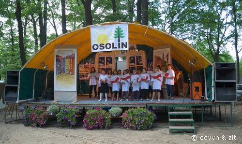 Otwarcie Parku w Osolinie