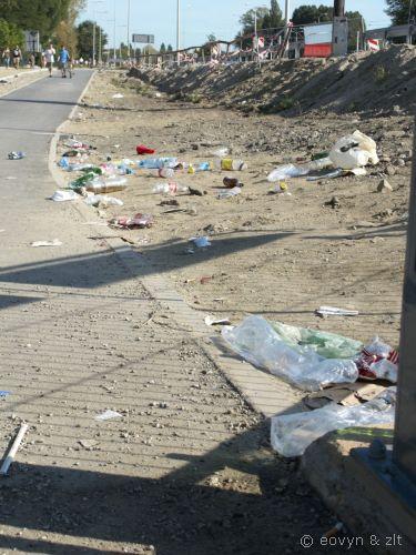 Krajobraz po bitwie na stadionie