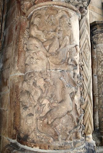 Sodoma i Gomora na katedrze