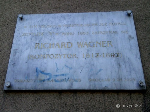 Richard Wagner we Wrocławiu