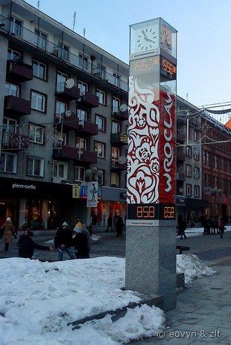 zegar euro 2012