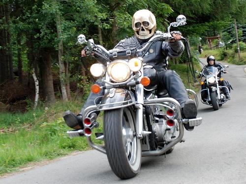 Zlot motocyklowy